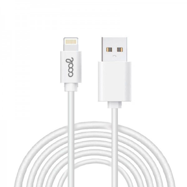 Cable USB Compatible COOL Lightning para iPhone / ...