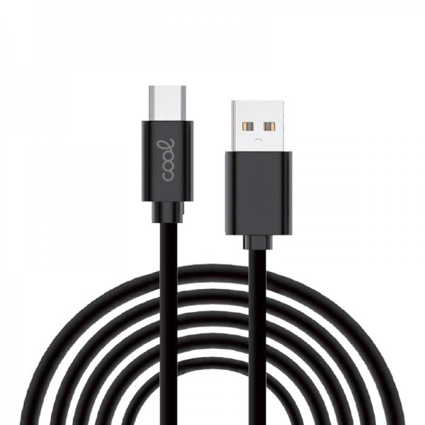 Cable USB Compatible COOL Universal TIPO-C (3 metr...