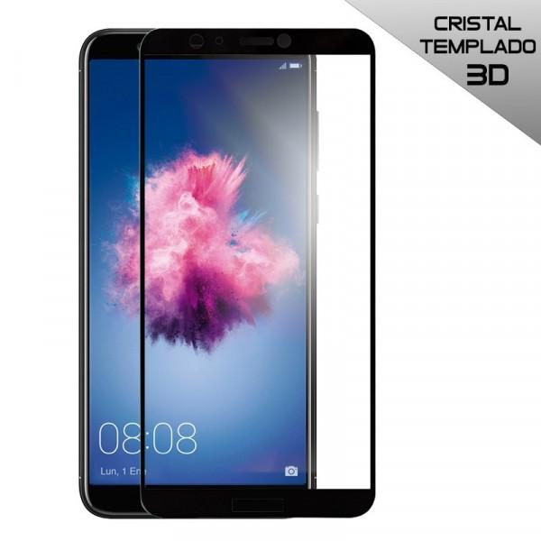 Protector Pantalla Cristal Templado Huawei P Smart (FULL 3D Negro)