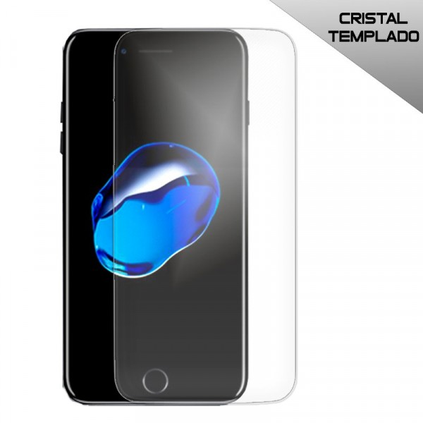 Protector Pantalla Cristal Templado IPhone 7 Plus ...