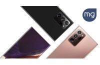 Samsung Note 20 Ultra, un móvil de gama premium