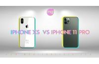 Comparativa del iPhone 11 Pro y el iPhone Xs