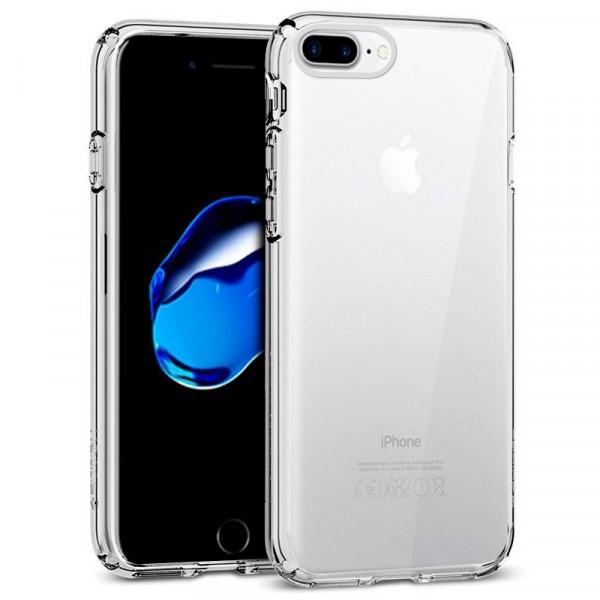 Carcasa IPhone 7 Plus / IPhone 8 Plus Borde Metali...