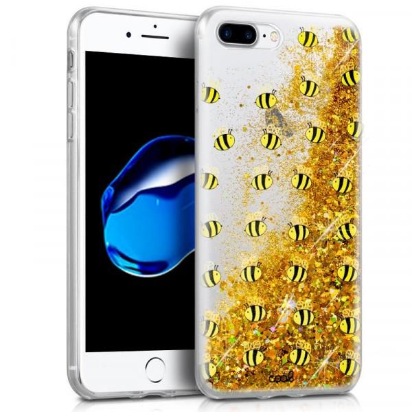 Carcasa IPhone 7 Plus / IPhone 8 Plus Glitter Abej...