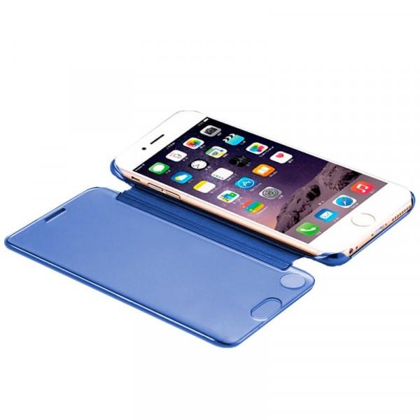 Funda Clear View Azul iPhone 7 / iPhone 8