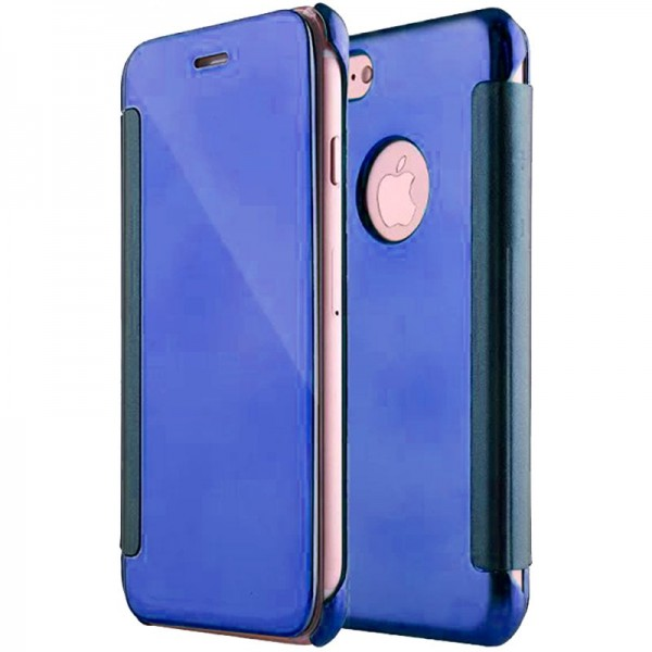 Funda Clear View Azul iPhone 7 / iPhone 8