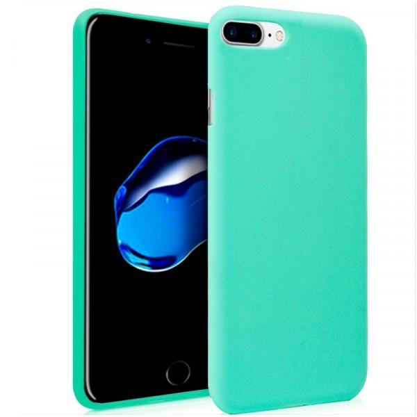 Funda silicona iPhone 7 Plus / iPhone 8 Plus de co...