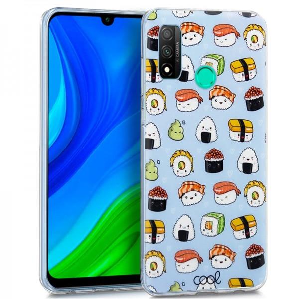 Carcasa COOL para Huawei P Smart 2020 Dibujos Sush...