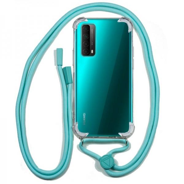 Carcasa COOL para Huawei P Smart 2021 Cordón Cele...