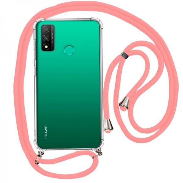 Carcasa COOL para Huawei P Smart 2020 Cordón Rosa