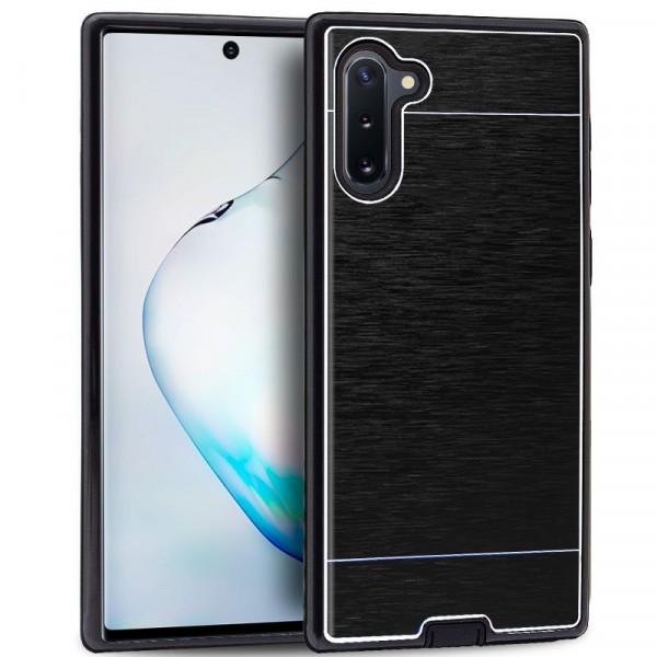 Carcasa Samsung Galaxy Note 10 Aluminio (Negro)