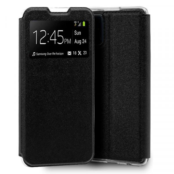 Funda Flip Cover Negra Samsung Galaxy Note 10 Lite