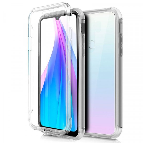 Funda Silicona 3D Transparente Xiaomi Redmi Note 8...