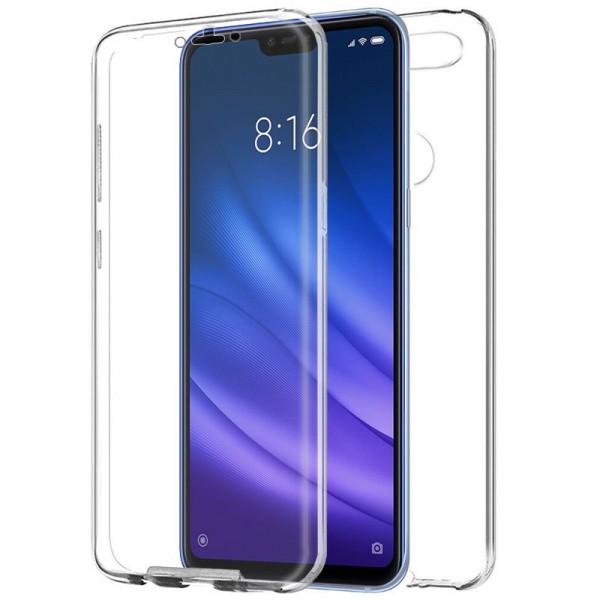 Funda Silicona 3D Transparente Xiaomi Mi 8 Lite