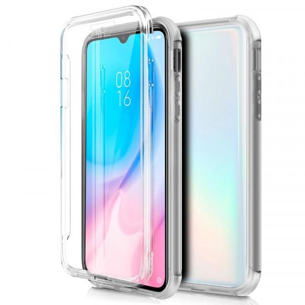 Funda Silicona 3D Transparente Xiaomi Mi 9 Lite