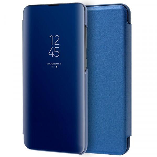 Funda Clear View Azul Xiaomi Mi Note 10/10Pro