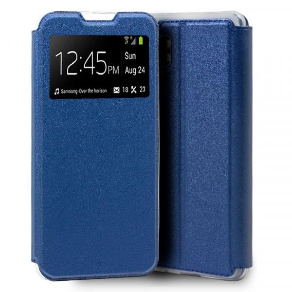 Funda Flip Cover Azul Xiaomi Mi Note 10/10Pro