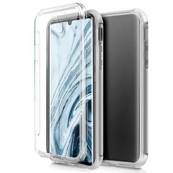 Funda Silicona 3D Transparente Xiaomi Mi Note 10/1...