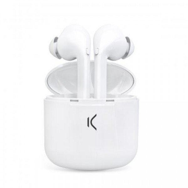 Auriculares KSIX True Buds Bluetooth con Micrófon...
