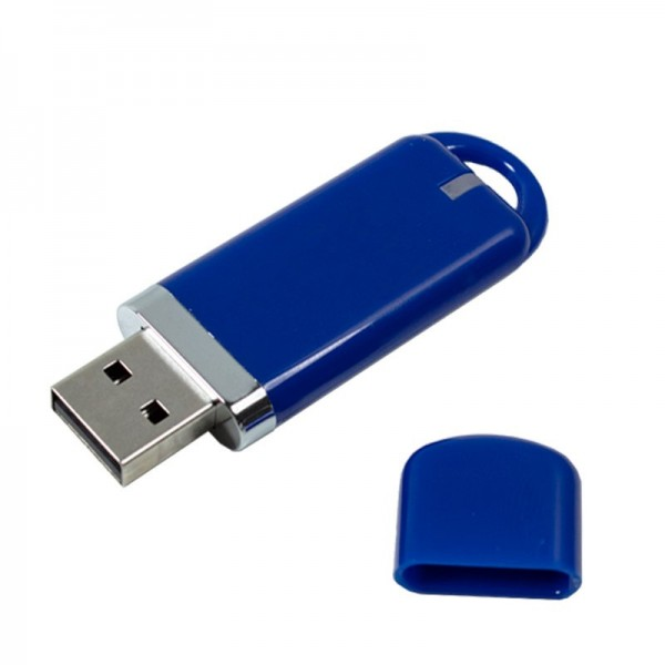 Pen Drive x USB 128 GB 2.0 COOL Cover Azul