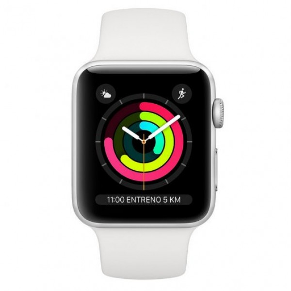 Apple Watch Series 3 Aluminio Plata