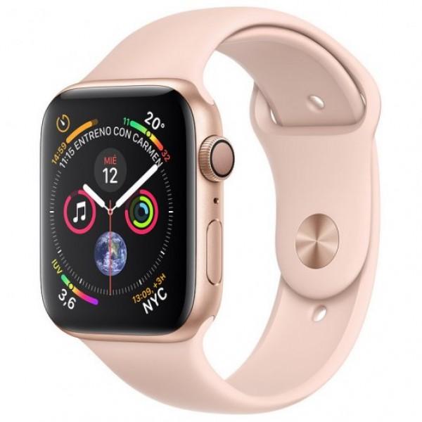Apple Watch Series 4 Aluminio Oro