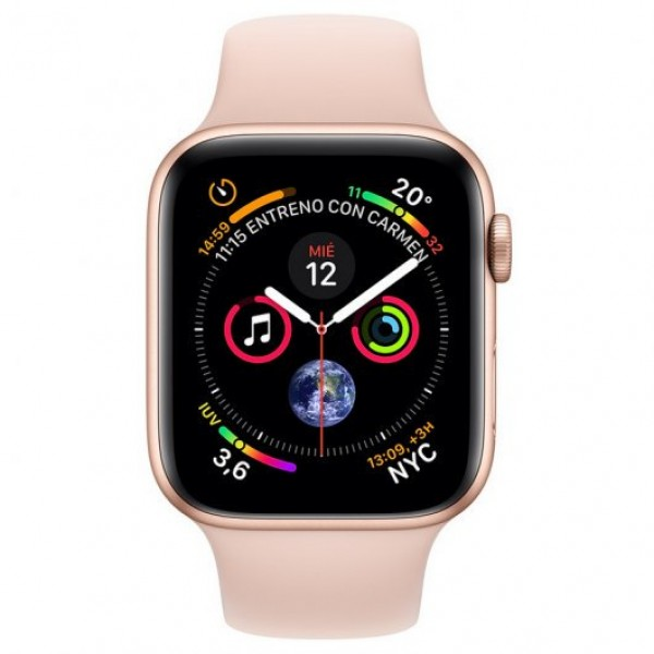 Apple Watch Series 4 Aluminio Oro
