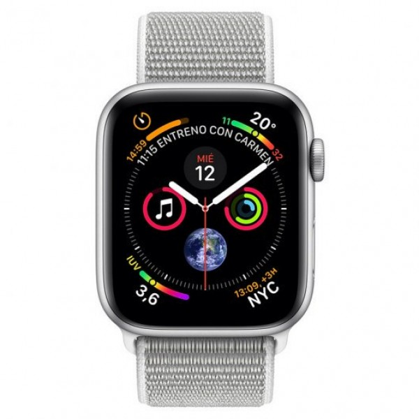 Apple Watch Series 4 Gris Plata