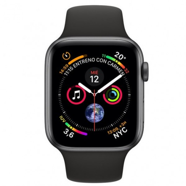 Apple Watch Series 4 Aluminio Gris Espacial