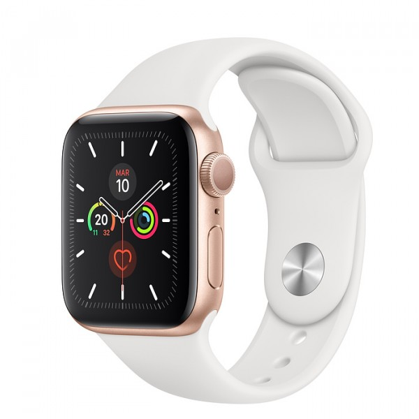 Apple Watch Series 5 Aluminio Oro