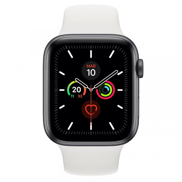 Apple Watch Series 5 Aluminio Gris Espacial