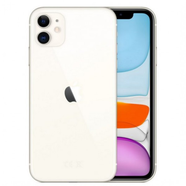 Apple iPhone 11 Blanco