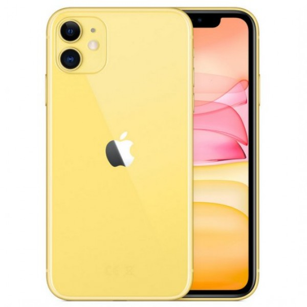 Apple iPhone 11 Amarillo