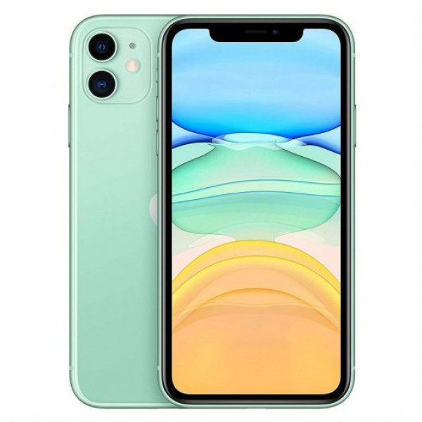 Apple iPhone 11 Verde