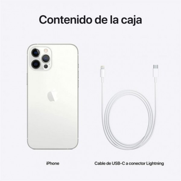 Apple iPhone 12 Pro Max Plata