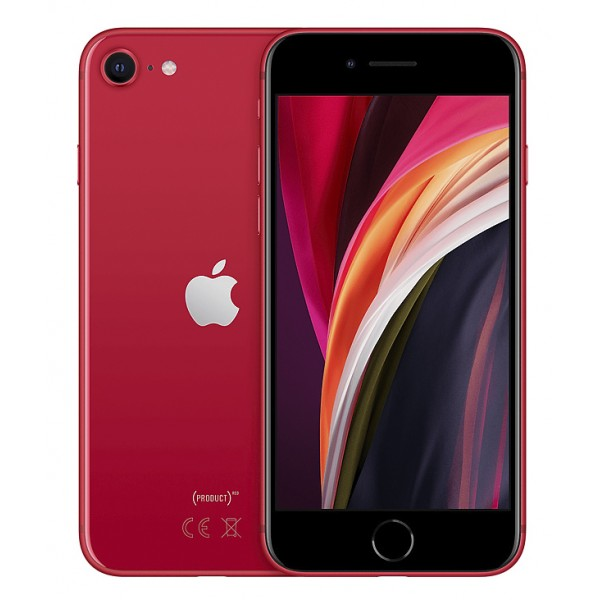 Apple iPhone SE 2020 Rojo