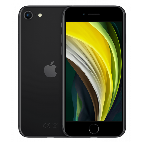 Apple iPhone SE 2020 Negro