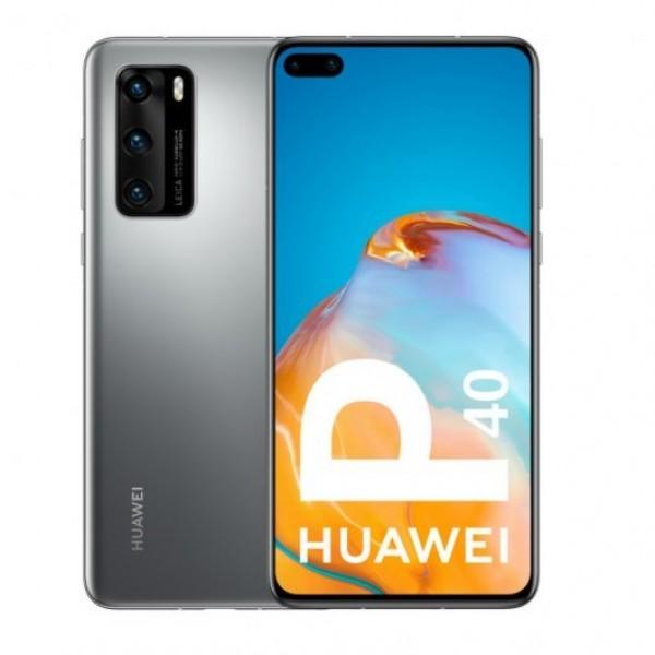 Huawei P40 5G Plata