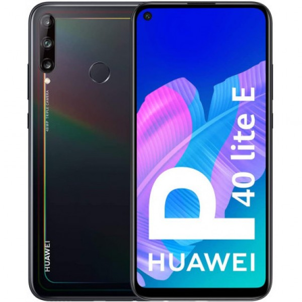 Huawei P40 Lite E Negro