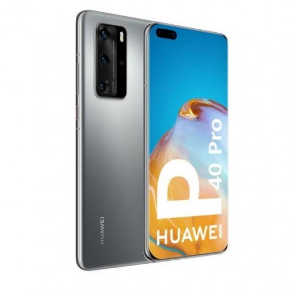 Huawei P40 Pro 5G Plata