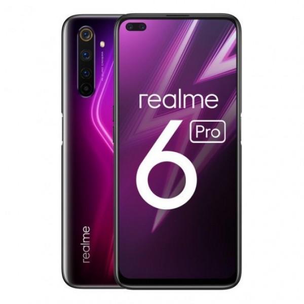 Realme 6 Pro Red