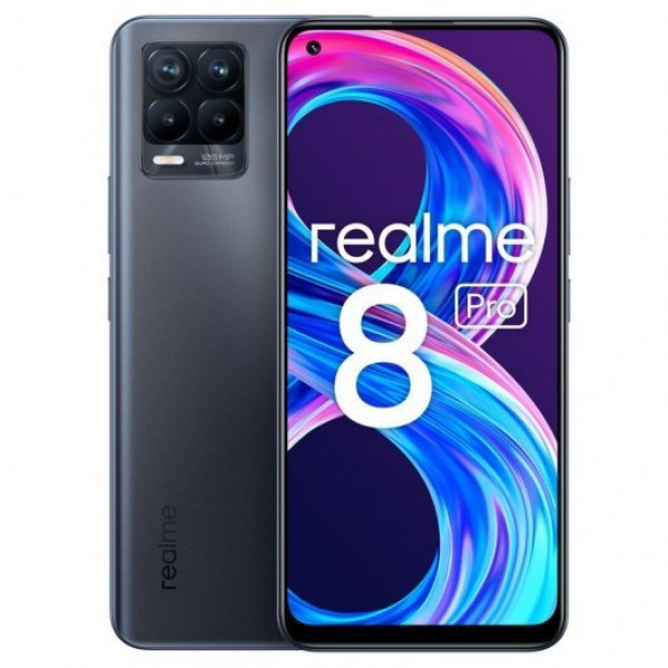 Realme 8 Pro Negro Infinito