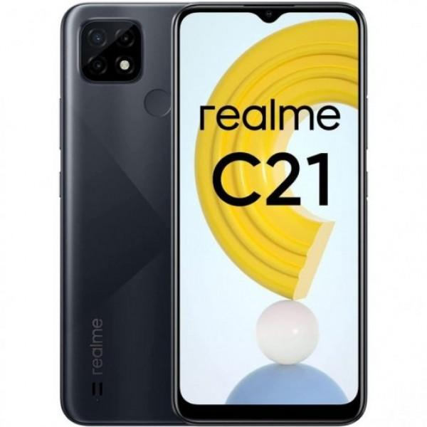 Realme C21 Negro