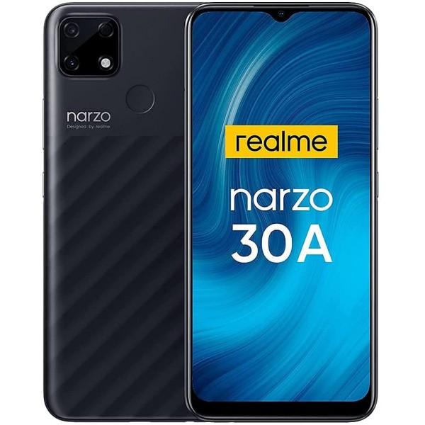 Realme Narzo 30 A Negro