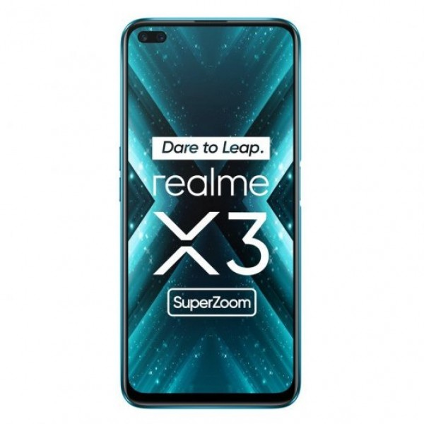 Realme X3 SuperZoom Azul