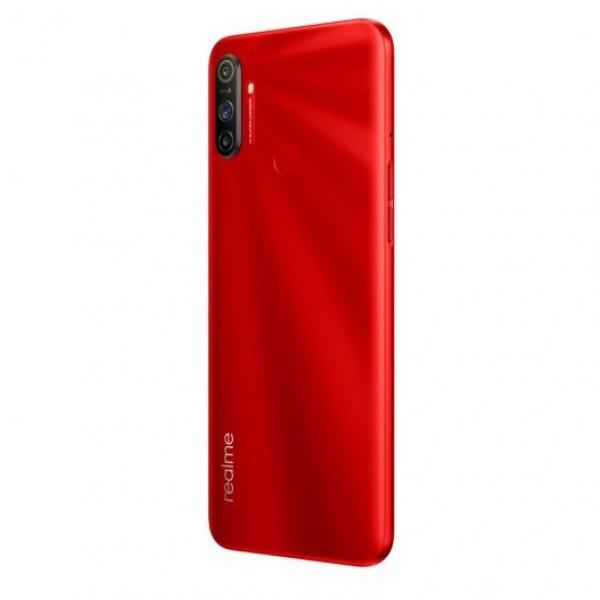 Realme C3 Rojo