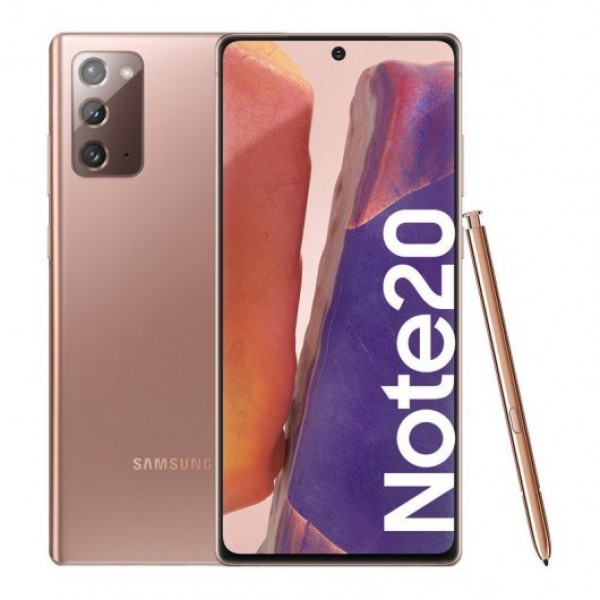 Samsung Galaxy Note 20 Bronce