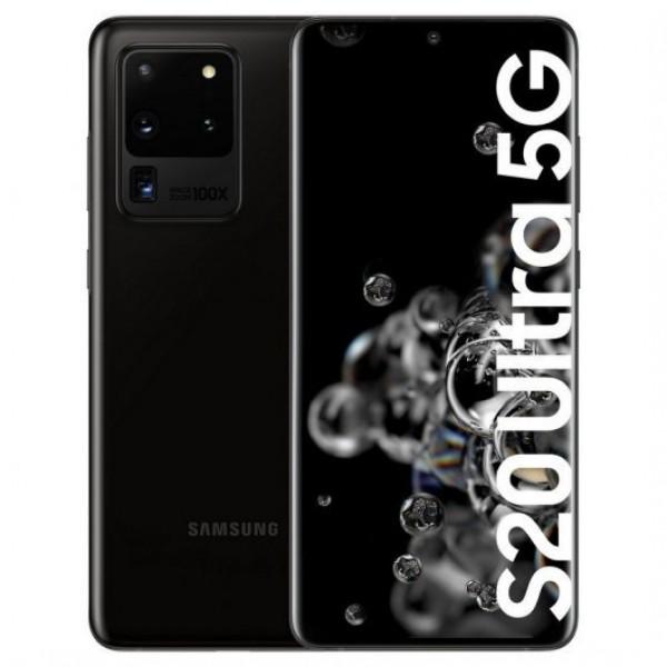 Samsung Galaxy S20 Ultra 5G Negro