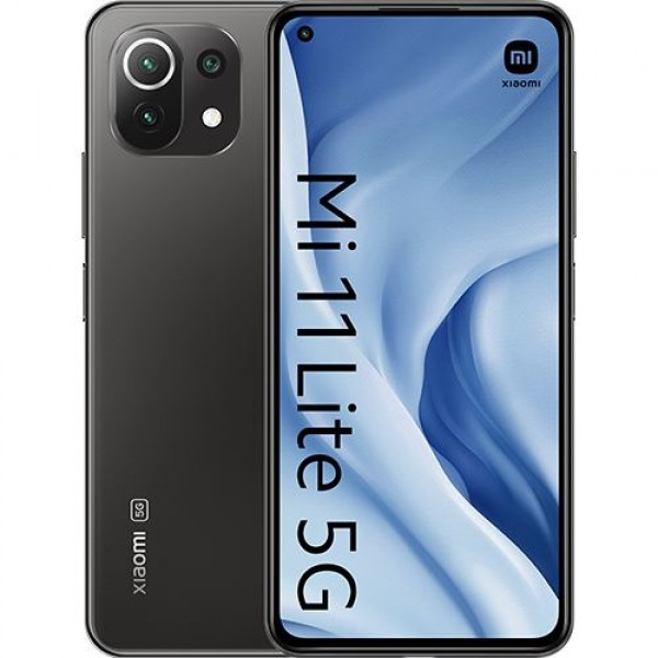 Xiaomi Mi 11 Lite 5G Negro