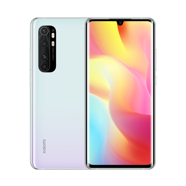 Xiaomi Mi Note 10 Lite Blanco
